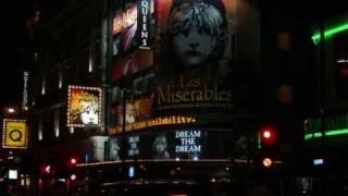 Les Miserables, London. On My Own, Helen Owen.