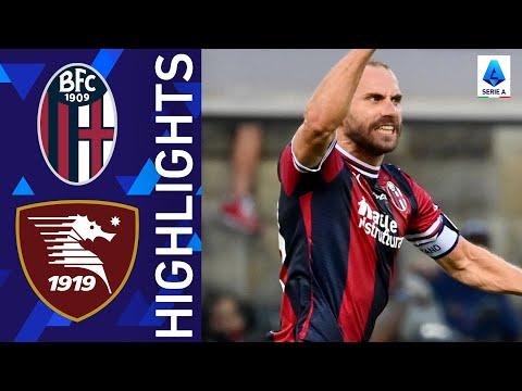 Bologna Salernitana Goals And Highlights