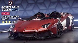 ASPHALT 9: LEGENDS - Lamborghini Aventador J 3-Stars Unlocked