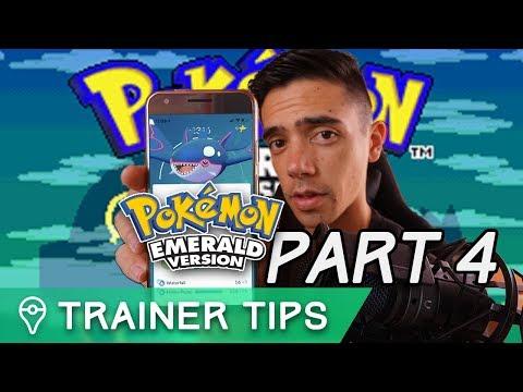 New Pokémon GO Event + Rainy Day Emerald...