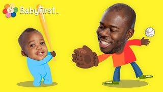 Father's Day Song For Kids   Family Song   Daddy Song   Nursery Rhymes for Children   BabyFirst TV
