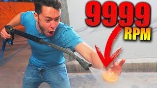 +9999 RPM SPINNER!!! (PONIENDO MI MEJOR SPINNER A MÁXIMA VELOCIDAD)