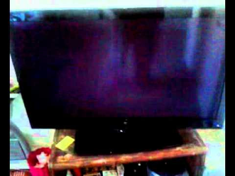 40 Inch Westinghouse Lcd Tv Black Screen Help Youtube