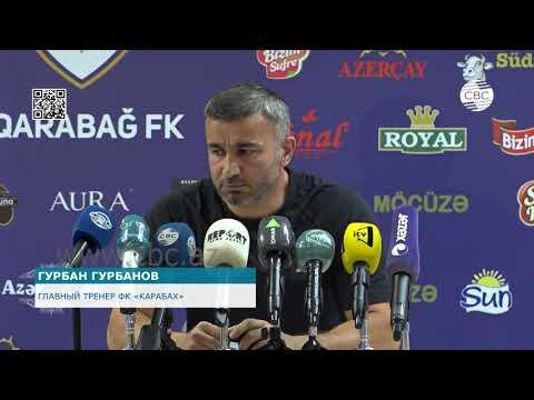 ФК «Карабах» готовится ко второму квалификационному раунду
