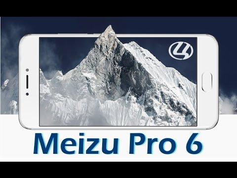 Meizu Pro 6 - Обзор, характеристики, сравнение