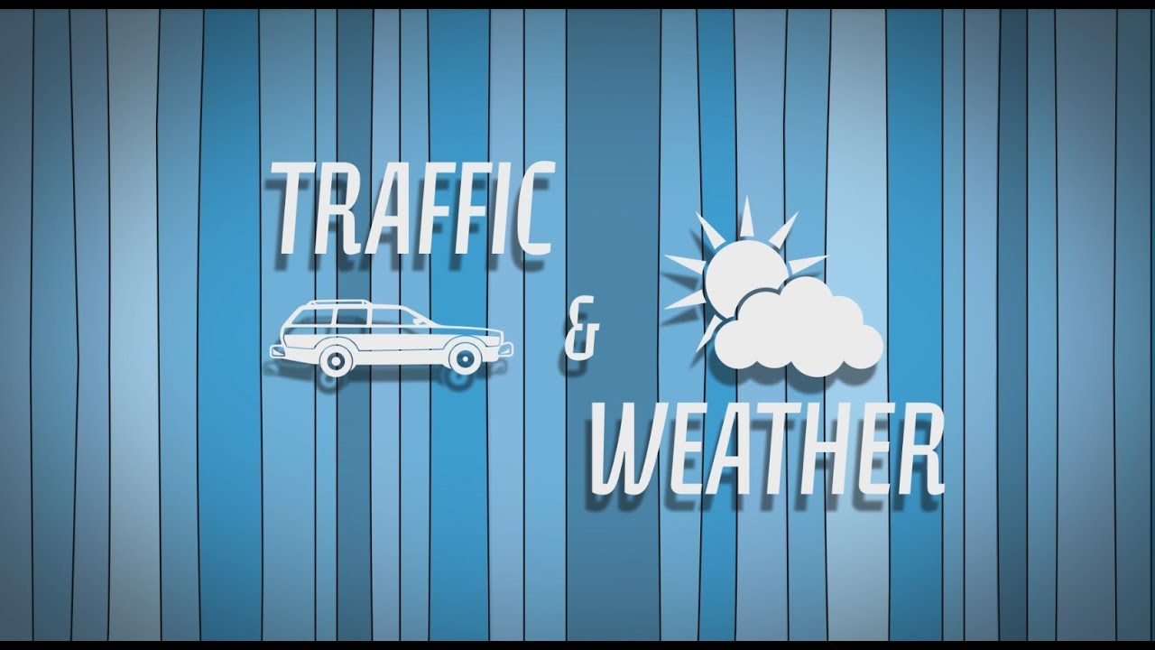Huntsville Traffic and Weather