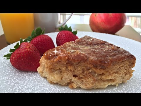 Crock Pot French Toast - How to Make French Toast in a Slow Cooker
