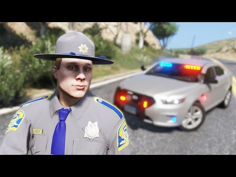 GTA 5 LSPDFR - Connecticut State Police Tribute *CINEMATIC*!!