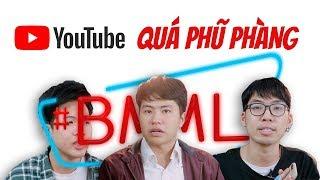 Hàng loạt kênh Youtube bị CẮT KIẾM TIỀN, ĐÓNG CỬA - QUÁ PHŨ PHÀNG!!! | BA MẶT MỘT LỜI