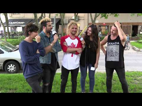Interview with The Griswolds