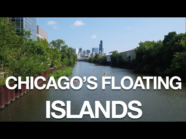 Chicago's Floating Islands - Great Lakes Now - 1019 - Segment 1
