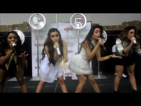 Fifth Harmony concert July 18th, 2013 HD