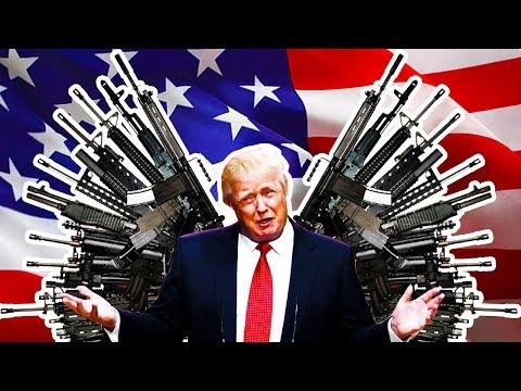Trump Unleashing American Guns