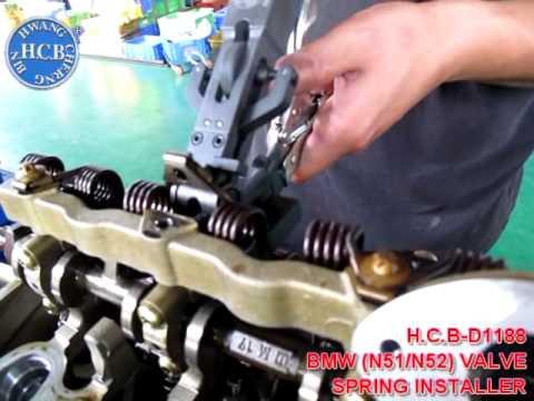 H C B-D1188 BMW (N51/N52) VALVE SPRING REMOVER/ INSTALLER