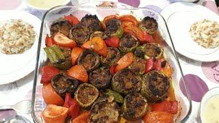 Kabak Oturtma Tarifi| Gaziantep usulü yemek| Harika lezzet |