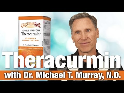 Natural Factors Theracurmin with Dr.  Michael T. Murray