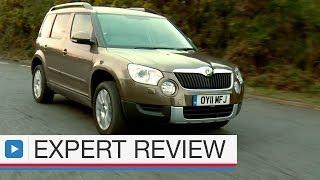 Skoda Yeti expert car review