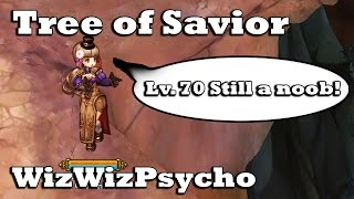 Tree of Savior - CBT2 - WizWizPsycho - Lvl 70+ Pretty sure I