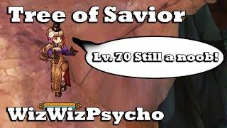 Tree of Savior - CBT2 - WizWizPsycho - Lvl 70+ Pretty sure I