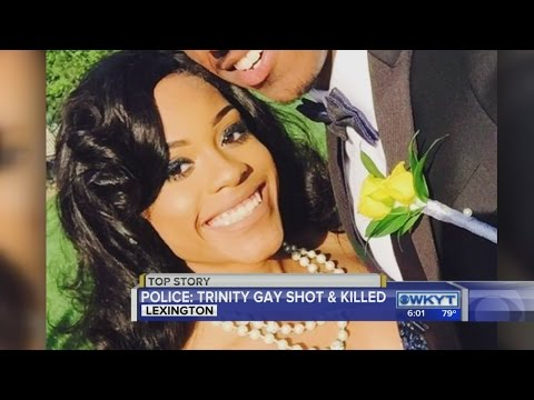 Trinity Gay killed in Lexington