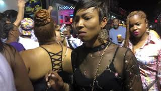Maine Event's 41st Birthday Weekend Part 4: Essence Fest 2109 Night 1 Bourbon St