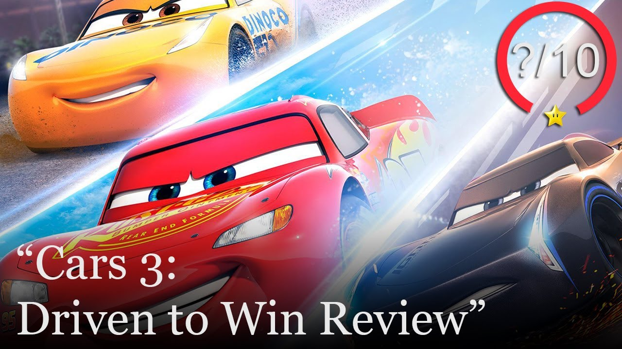 Cars 3 Driven To Win Review Youtube