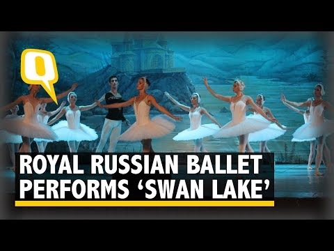 Tchaikovsky's Iconic 'Swan Lake' Ballet Comes to India for the First Time