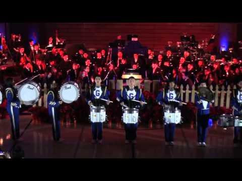 Garey High School Drumline 2014