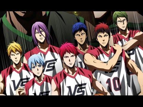 Аниме Баскетбол Куроко второй сезон смотреть онлайн