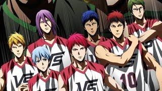 Баскетбол Куроко Последняя Игра「AMV」– Can't Get Enough HD