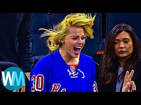 Top 10 Celebrities That Are Big Sports Fans