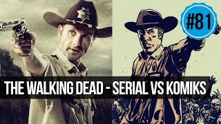 #81 The Walking Dead: serial vs komiks