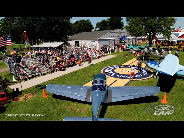 Airborne-Flight Training 04.08.21: OSH Learn2Fly, SAFECON 2021, SnF Digital Daily