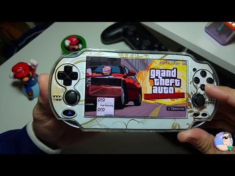 GTA Liberty City Stories ESPAÑOL + Pluging Joystick Derecho
