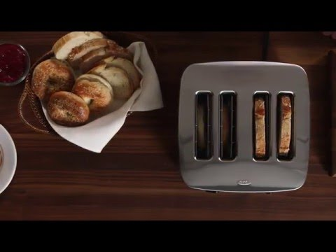 OXO's Motorized Toasters: The Coolest Things Since Sliced Bread