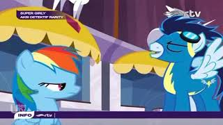 My Little Pony Bahasa Indonesia : Aksi Detektif Rarity (Part 2/4)