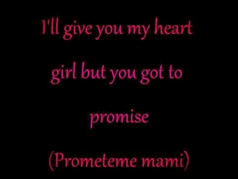 Romeo Santos Ft. Usher  -Promise (Lyrics)
