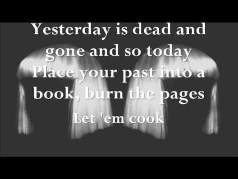 "Sia - Burn The Pages (Lyrics) ""1000 Forms Of Fear"""