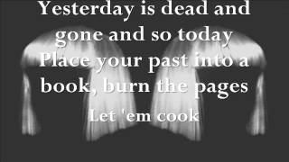 "Sia Burn The Pages (Lyrics) ""1000 Forms Of Fear"""