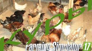 Farming Simulator 2017 | Полезности и КУРЫ | ГДЕ ИХ ИСКАТЬ?!