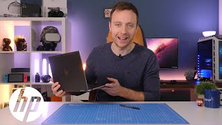 HP Spectre x360 4K Convertible Laptop Tom the Tech Chap Product Walk Around HP