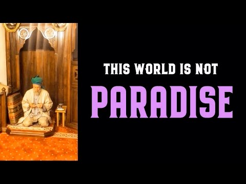 This world is not Paradise [ENGLISH VERSION]