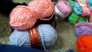 Tipos de hilos para Crochet (video 2)