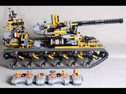 lego panzer mk7 youtube. Black Bedroom Furniture Sets. Home Design Ideas