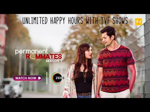 Permanent Roommates S1 | Official Trailer | Watch Now On ZEE5