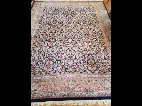 ZuZuRuZu Cleaning Fine Oriental rug Naturally,