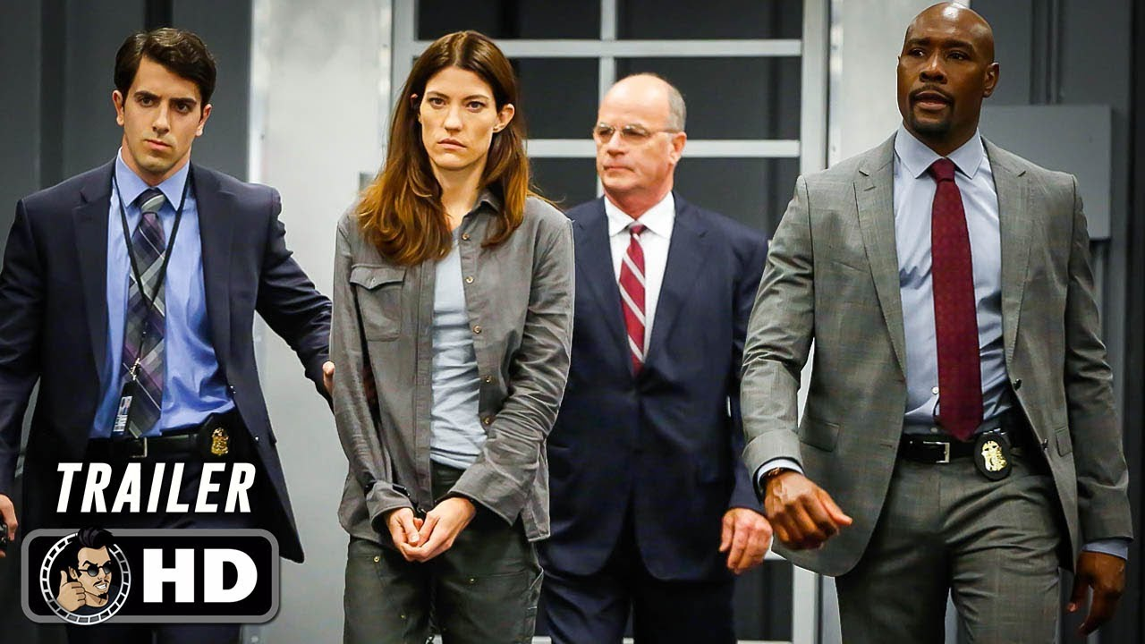 The Enemy Within >> The Enemy Within Official Trailer Hd Jennifer Carpenter Suspense