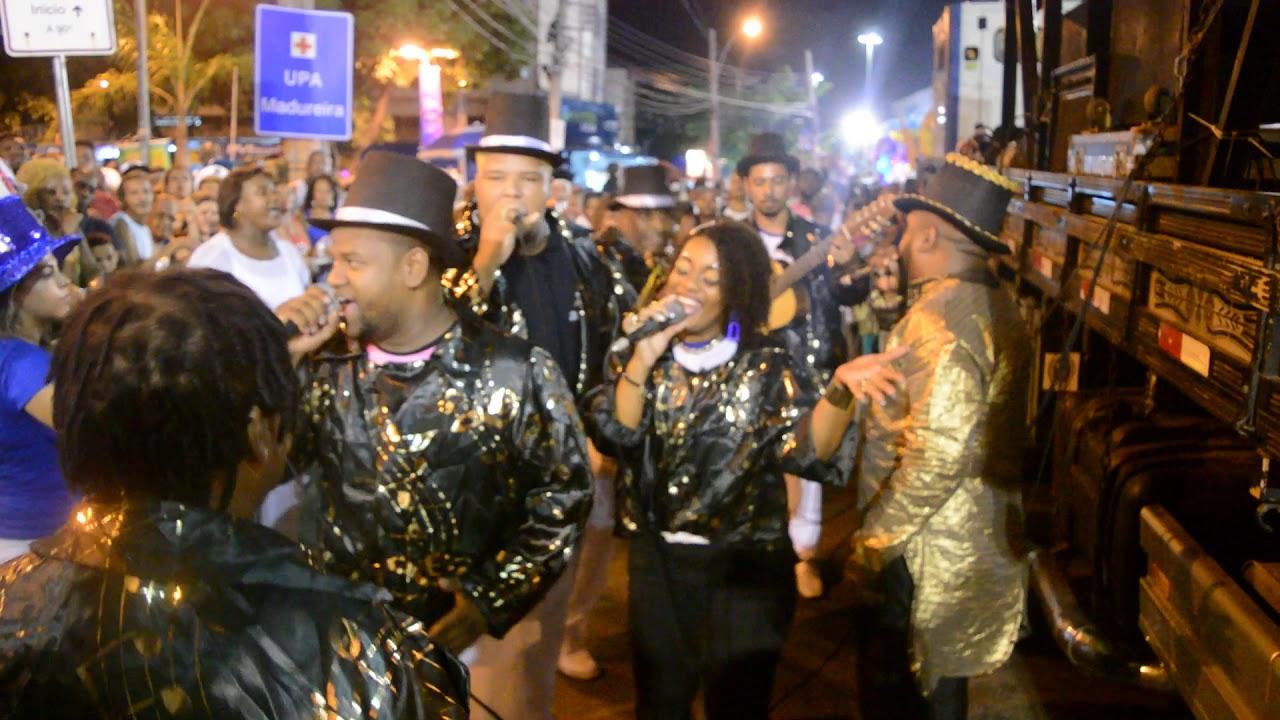 GRES Tradição Desfile 2017   Carro de Som