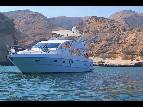 Luxury Yacht Charter In Muscat, Oman - Mazaya Oman Marine Tourism