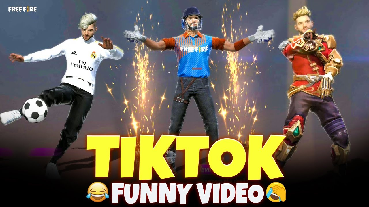 Download free fire tik tok video 2021 | free fire funny wtf moments | ff tik tok (part 59) 😂